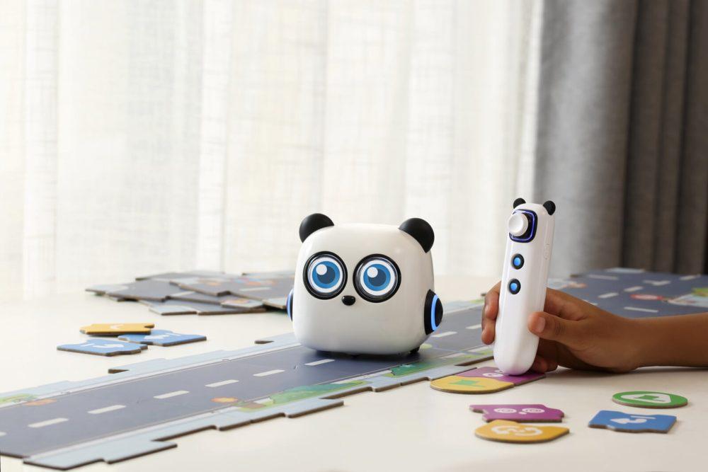 Robot, który zmienia naukę w zabawę – mTiny
