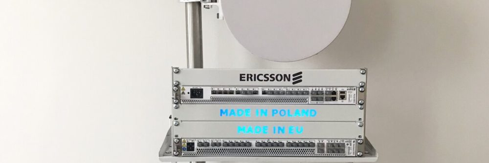 Ericsson podpisał z rządem polskim porozumienie ds. Cyberbezpieczeństwa