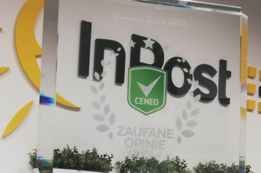 InPost najlepszym dostawcą na Ceneo.pl