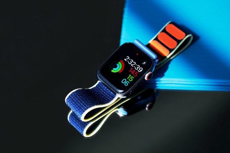 Wired Apple Watch sport zdrowie
