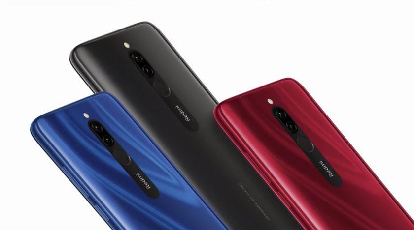 Budżetowy Xiaomi Redmi 8 został zaprezentowany oficjalnie
