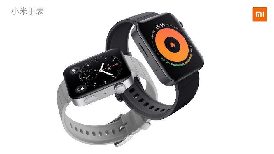 """Firma Xiaomi pokazała swój nowy """"inteligentny"""" zegarek ze znanym wzorem"""