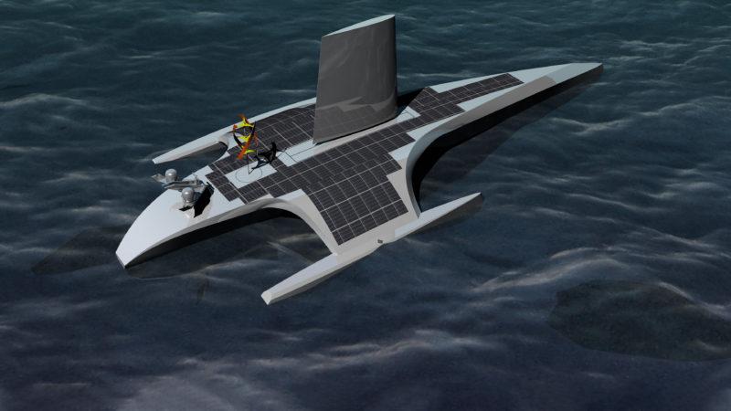 W Gdańsku powstaje autonomiczny statek wyposażony w technologię IBM