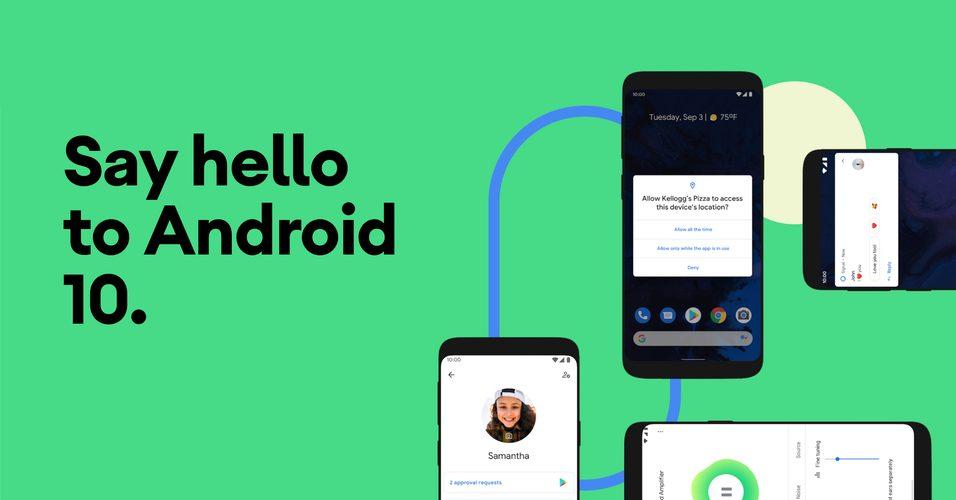 Rusza program One UI Beta – Korzystaj z systemu Android 10 na Galaxy S10e, S10 i S10+
