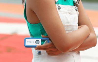 Canon IVY REC – wodoodporny i wstrząsoodporny aparat i kamera sportowa