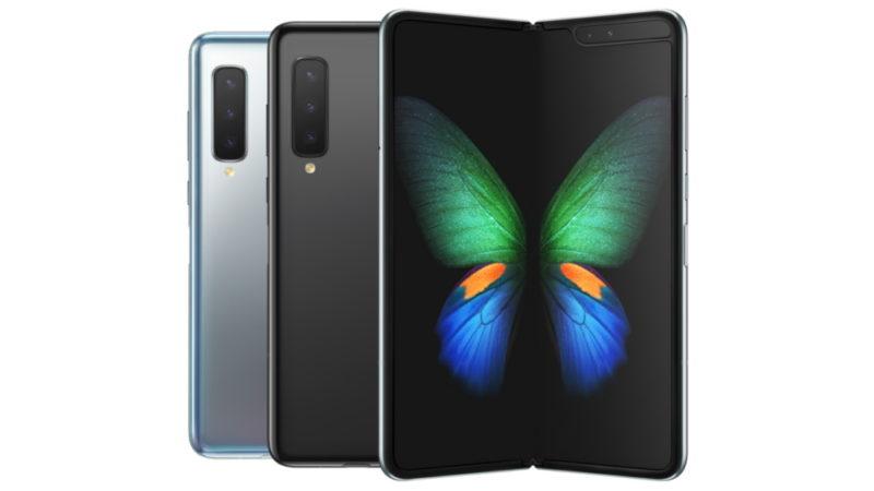 Samsung Galaxy Fold wyprzedany w salonach Samsung Brand Store