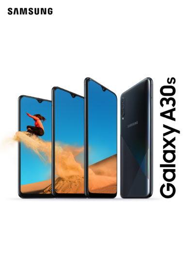 ImageGalaxy A30s keyvisual 1