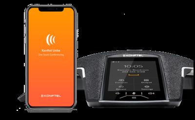 Konftel 800 – nowy telefon konferencyjny o napędzie hybrydowym