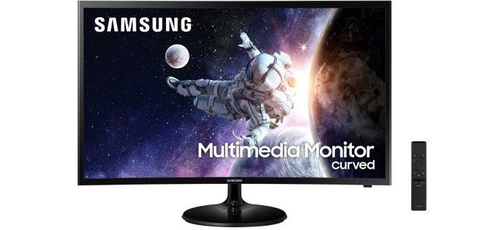 Samsung LC32F39M: monitor do konsoli i nie tylko..