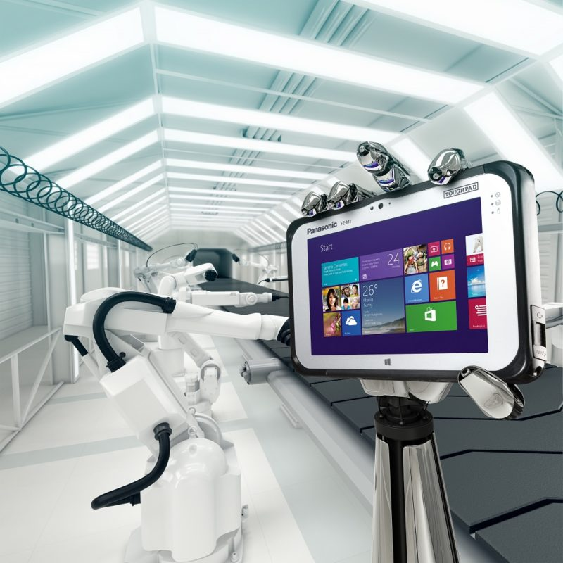 Panasonic dołącza do programu Microsoft Solution Provider