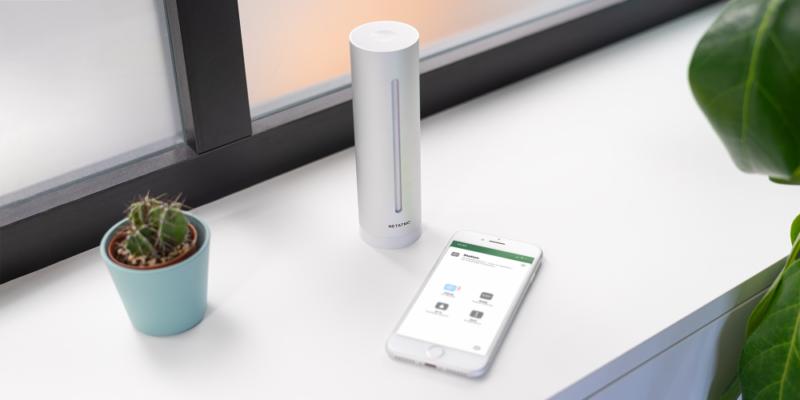 Inteligentna Stacja Pogodowa Netatmo kompatybilna z Apple HomeKit