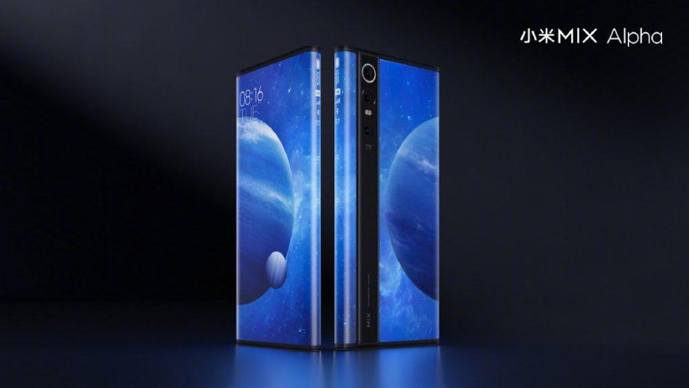 Xiaomi Mi Mix Alpha pojawił się w sprzedaży za $140 000