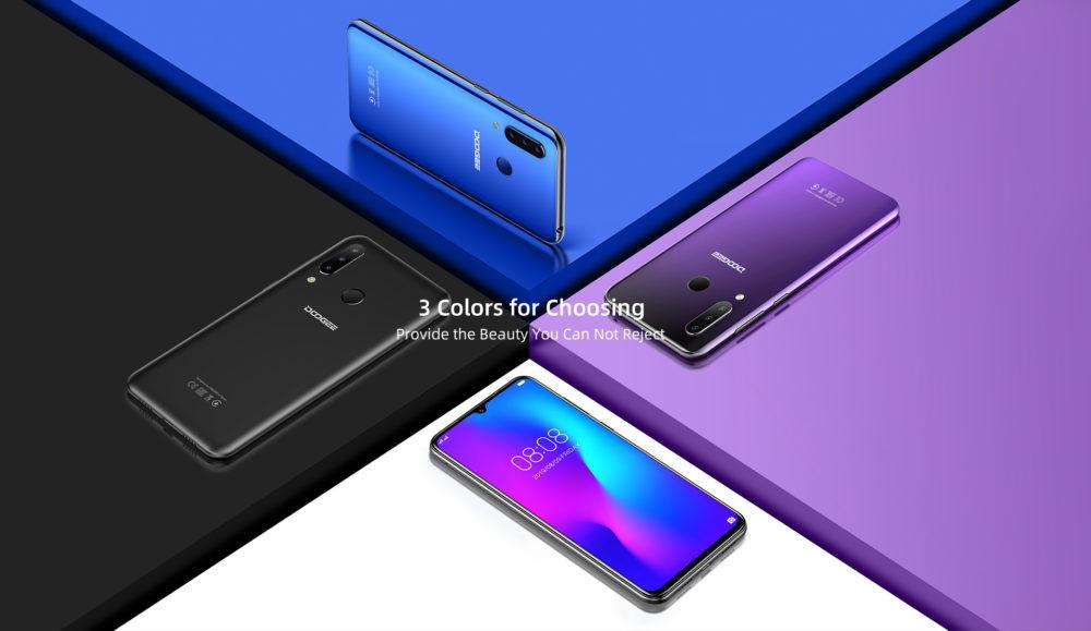 Szerokokątny obiektyw, wytrzymała bateria, atrakcyjna cena - DOOGEE Y9 PLUS to nowa propozycja chińskiego producenta