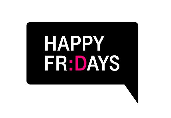 Zaaplikuj sobie prezent – T‑Mobile startuje z akcją Happy Fridays