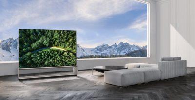 Pierwszy w Europie telewizor LG OLED 8K sprzedany w Polsce