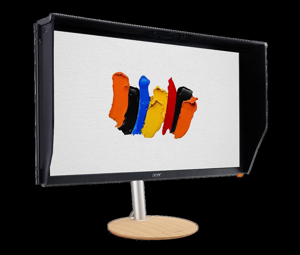 Dwa nowe monitory ConceptD dla branży kreatywnej pojawią się w Polsce na początku 2020 roku.