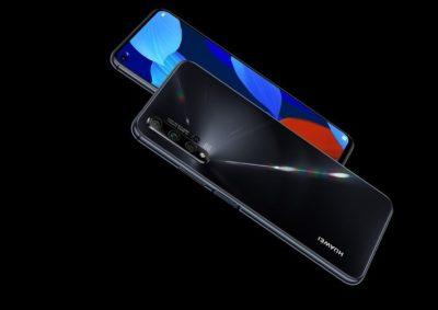 HUAWEI nova 5T od Huawei – nowy smartfon z potężnym aparatem głównym