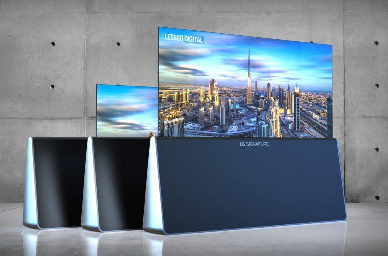 Ekrany-wodospady teraz i w telewizorach