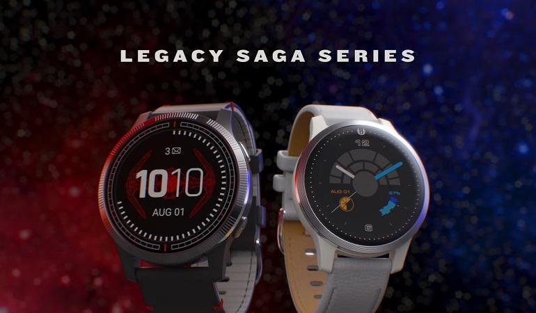 Inteligentny zegarek Garmin dla fanów Star Wars
