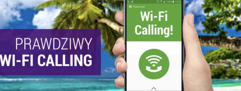 Kilka słów o fioletowym Wi-Fi Calling