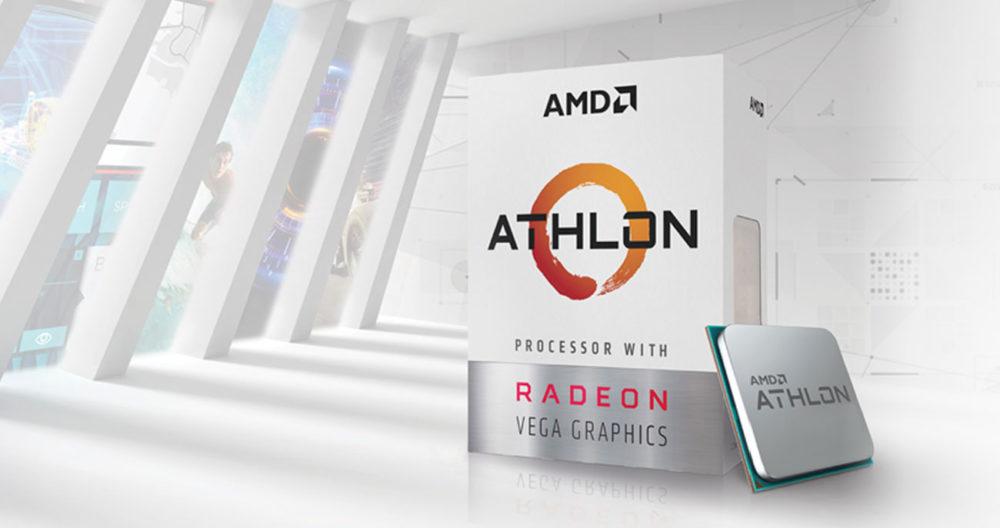 """AMD wprowadza na rynek procesor Athlon 3000G – """"Mały, ale wariat"""""""