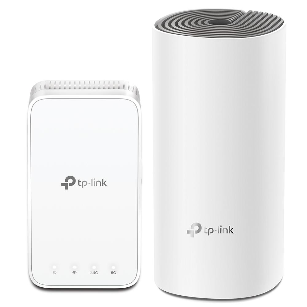 TP-Link Deco E3 – domowy system WiFi Mesh z dodatkowym modułem