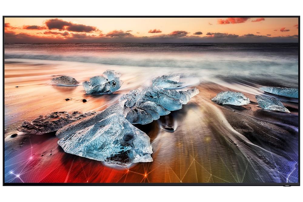 Nowe profesjonalne ekrany Samsung QLED 8K z serii QPR