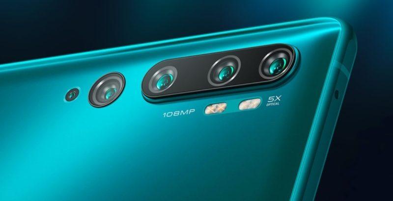 Xiaomi Mi Note 10 z pięcioma kamerami zostanie zaprezentowany 6 listopada