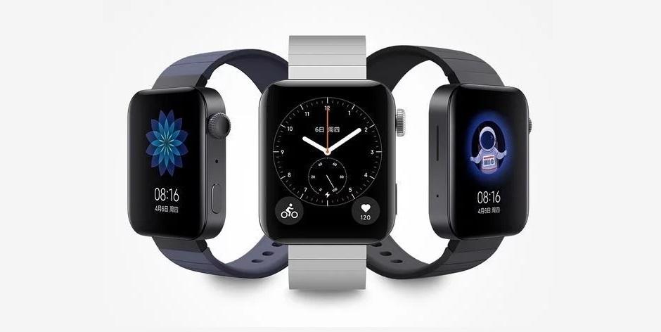 Przedstawili Mi Watch: pierwszy inteligentny zegarek od Xiaomi