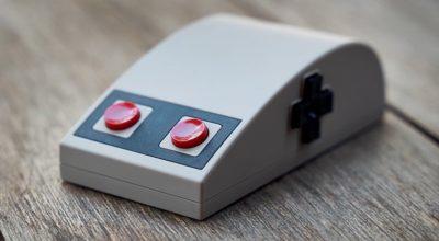 8BitDo N30: Wyjątkowa mysz w stylu Nintendo