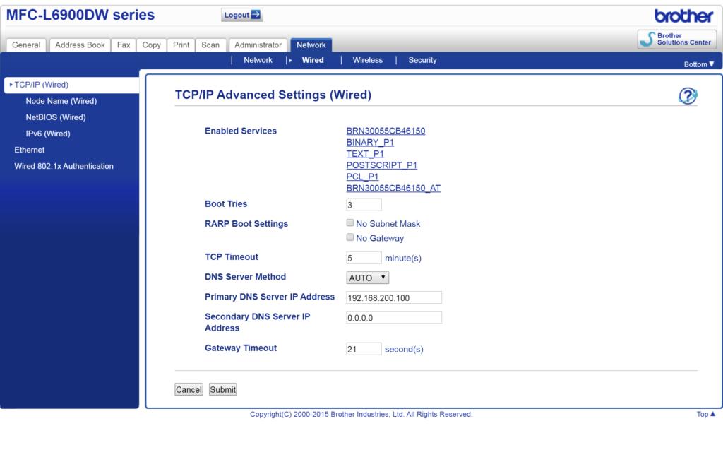192.168.118.4 net wired tcpip detail.html