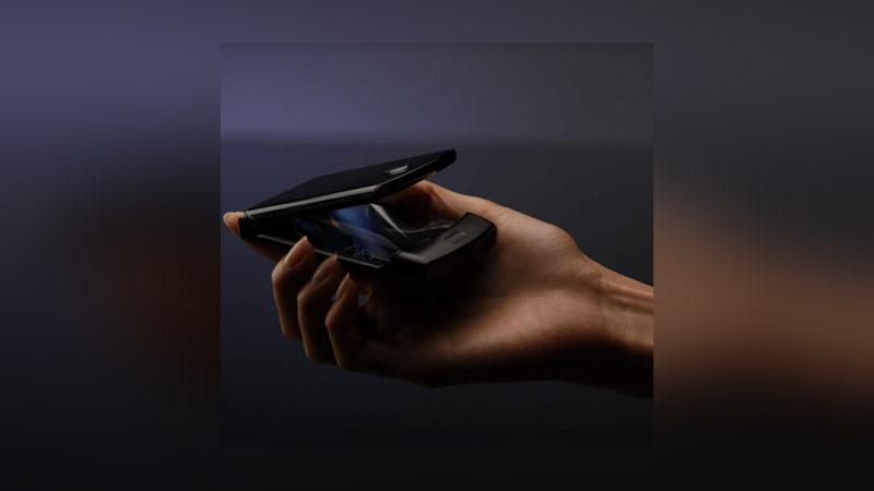 Zostały opublikowane zdjęcia elastycznego Motorola RAZR