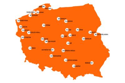 30 Xiaomi Mi Points w Polsce - większość z nich zostanie otwartych jeszcze w listopadzie