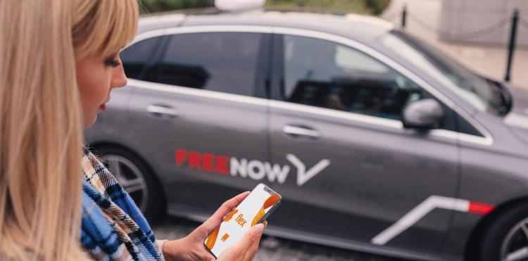 Orange Flex i promocja z FREE NOW