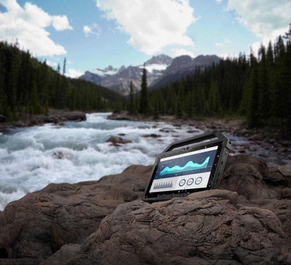 Dell Latitude 7220 Rugged Extreme – tablet do zadań specjalnych