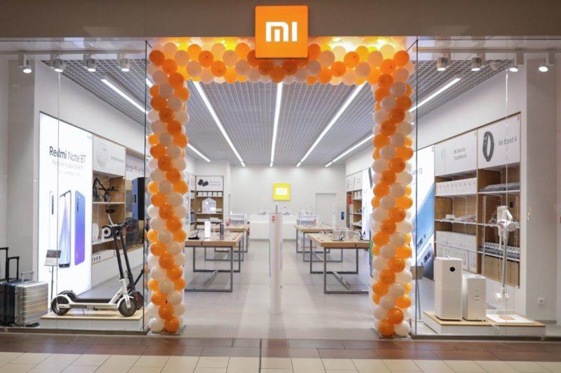 Mi Mix Alpha - otwarcie Mi Store w Galerii Mokotów
