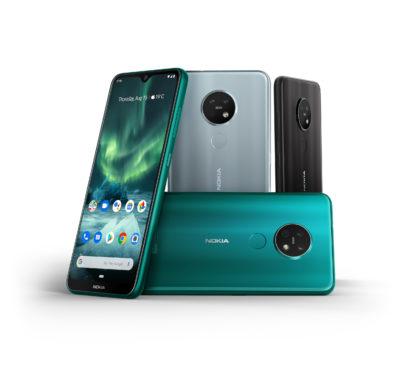 Potrójny aparat z optyką ZEISS, gwarancja aktualizacji i skandynawski design na wyciągnięcie ręki. Nokia 7.2 już dostępna w polskiej sprzedaży