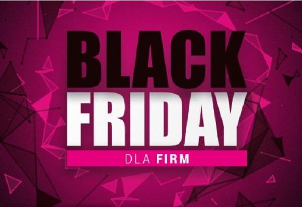 Black Friday w MagentaBIZNES – obniżka cen urządzeń w taryfach biznesowych T‑Mobile