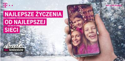 T Mobile oferta świąteczna 2019