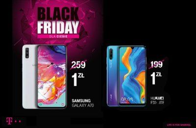 Black Friday w T‑Mobile już w środę
