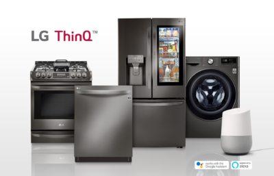Najnowsza wersja aplikacji LG ThinQ poszerza możliwości łatwego zarządzania inteligentnym domem