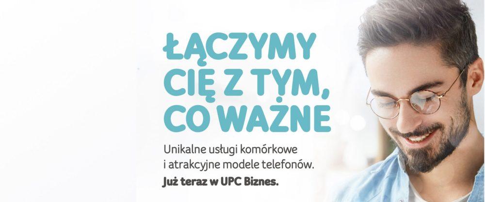 UPC Biznes z odświeżoną ofertą usług komórkowych