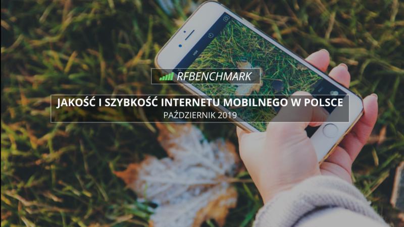 internet mobilny w polsce ranking pazdziernik 2019