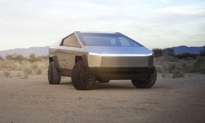 Ilość zamówień pickupa Tesla Cybertruck wciąż rośnie