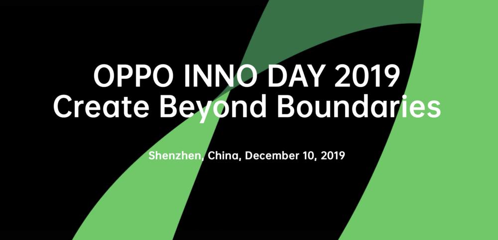 OPPO zaprezentuje wizję rozwoju technologii podczas inauguracji OPPO INNO DAY