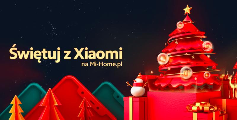 """Xiaomi - Kontynuacja promocji: """"Idealny prezent z Xiaomi"""""""