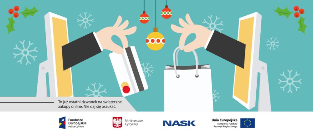 To już ostatni dzwonek na świąteczne zakupy online. Nie daj się oszukać