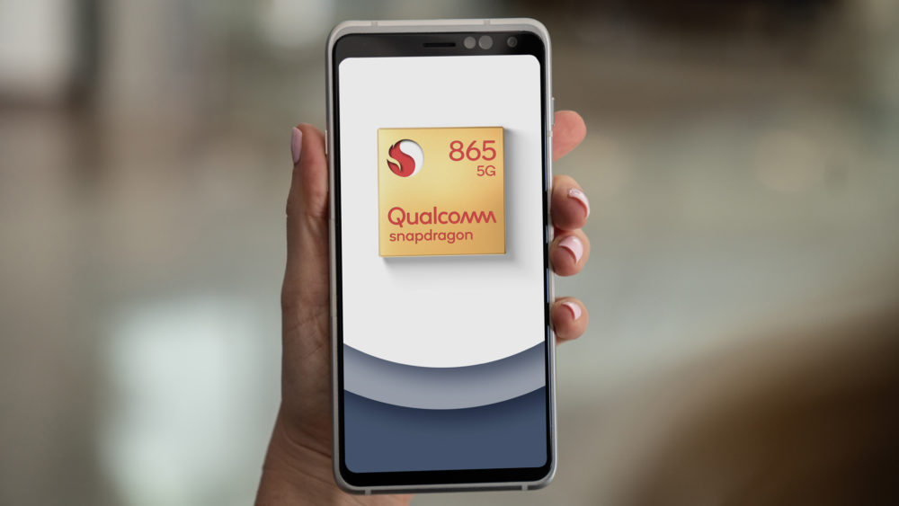 Snapdragon 865 stał się najpotężniejszym procesorem mobilnym