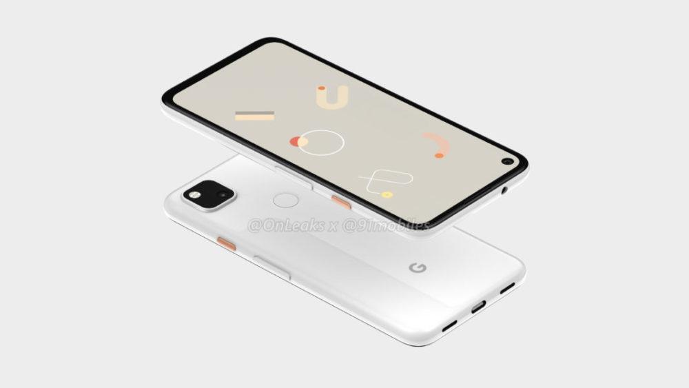 Pixel 4A: ujawniono projekt dostępnego flagowca Google