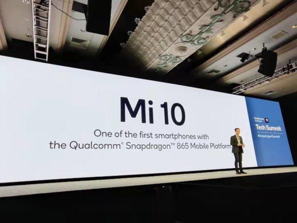 Xiaomi - Qualcomm Snapdragon™ 865 oraz model 765 w Mi 10 i K30